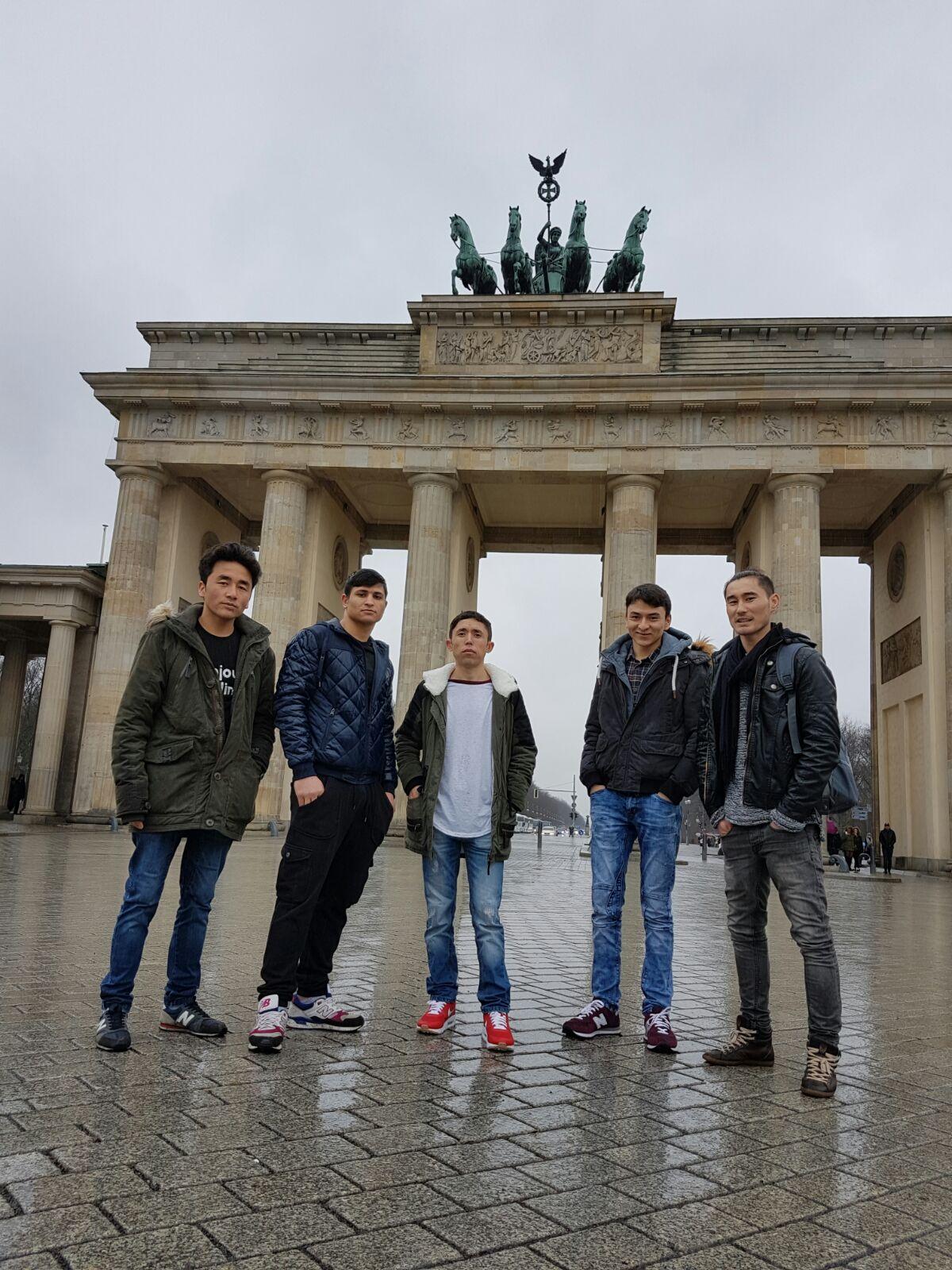 Besuch in Berlin und im Bundestag
